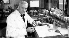 Blog como herramienta de aprendizaje para futuros Técnicos en Sistemas : Descubrimiento de la Penicilina
