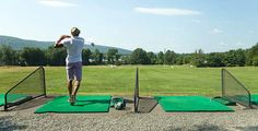 How many medium-to-high handicap golfers do you see down the driving range hitting ball after ball, bucket after bucket?