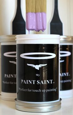 My Paint Saint - makes touch up painting a breeze!  Did you see it on the TODAY SHOW?