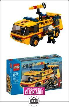LEGO City AirPort Fire Truck  ✿ Lego - el surtido más amplio ✿ ▬► Ver oferta: https://comprar.io/goto/B000A32OBA