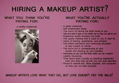 Quotes By Makeup Artists