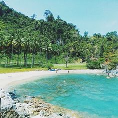 Pantai Jantang, Lhoong, Aceh Besar @isannlubis