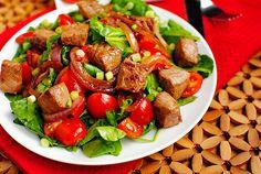 SALADS on Pinterest | Salad, Fiesta Salad and Quinoa Salad