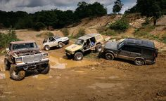 The Battle of the Off-Road Beaters