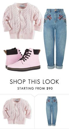 """Short and Sweet"" by lefancynancy ❤ liked on Polyvore featuring Miss Selfridge and Dr. Martens"