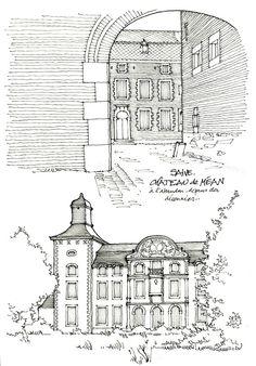 Saive, château 2 | by gerard michel
