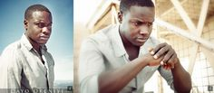 New Photos of Hunger Games Actor Dayo Okeniyi by Benny Haddad