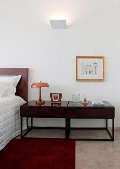 Quando a casa faz parte da paisagem. Veja: https://casadevalentina.com.br/projetos/detalhes/parte-da-paisagem-518 #details #interior #design #decoracao #detalhes #decor #home #casa #design #idea #ideia #nature #natureza #casadevalentina #bedroom #quarto #dormitorio