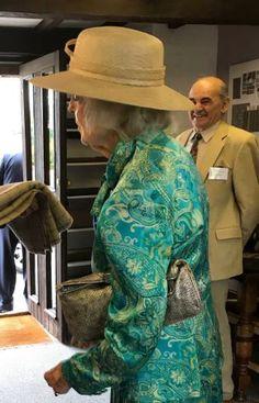 Jun 26, 2019 | Royal Hats Rachel Trevor Morgan, Amanda Lynn, White Ombre, Pink White, Princess Haya, Us Independence Day, Folk Clothing, Princess Alexandra, Embroidered Caps