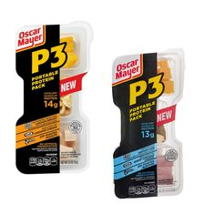 En Walgreens puedes conseguir los OSCAR MAYER P3 Portable Protein Pack de 2 oz a 2 x $3.00 en especial con cupón del shopper. Utiliza otro ...