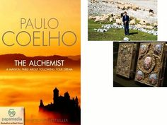 The Alchemist by Paulo Coelho and The Prophet by Kahlil Gibran - Book Review. Video by Papa Media.