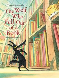 Shop for Der Wolf, Der Aus Dem Buch Fiel. Scary Wolf, Books To Read, My Books, Fractured Fairy Tales, Wolf Book, Album Jeunesse, Fairy Tales For Kids, Ravensburger Puzzle, Books Online