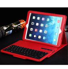 """41.49$  Buy now - http://alixr8.shopchina.info/1/go.php?t=32721595677 - """"Luxury 2016 Ultra Slim Wireless Bluetooth Keyboard Leather Case Cover For Apple iPad 2 3 4 9.7"""""""" Tablet WIth Film Stylus""""  #bestbuy"""