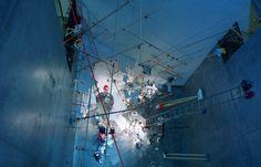 Bronx Museum | Sarah Sze Triple Point