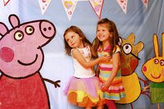 MangoStix: A Peppa Pig Party- Chloe Turns 2!