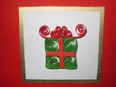 beautiful christmas cards: quilling cards | best stuff