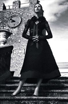 'Once Upon A Time In Sicily' Vogue Japan