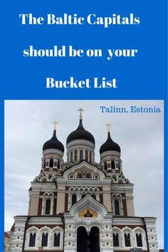 Tallinn, Estonia – Vibrant Capital On the Shores of the Baltic Sea European Vacation, European Travel, Places To Travel, Travel Destinations, Travel Tourism, Baltic Sea Cruise, Viking Ocean Cruise, Estonia Travel, Journey