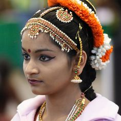 Young India Fest Dancer