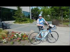 GranFondo Ottawa Video Review Ottawa, Cycling, Weather, Check, Youtube, Bicycling, Biking, Weather Crafts, Youtubers