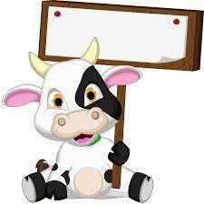 Cute cow cartoon with blank board. Illustration of Cute cow cartoon with blank b , Name Tag Templates, Cartoon Cow, Holstein Cows, Frozen Wallpaper, Blank Sign, Farm Crafts, Cute Cows, Cow Art, Farm Party