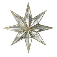 Heaven Sends Star Decoration, Silver | ACHICA