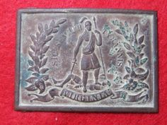 Excavated-Confederate-Civil-War-Virginia-Buckle-Dug-In-Fredericksburg-VA