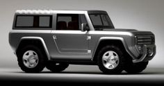 2015 Ford Bronco release date