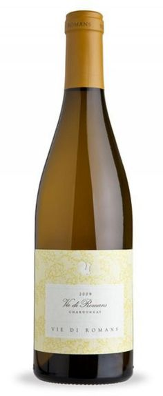 Top #wine selection >>> Vie di Romans, Chardonnay, Friuli Isonzo, NE Italy...Follow us on Twitter @TopWinePics