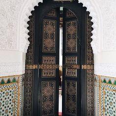 Weekend here we come . #Morocco #doors #tiles #tilelove #zellige