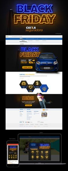 "Consulta este proyecto @Behance: ""Black Friday - Caixa Seguradora"" https://www.behance.net/gallery/31918213/Black-Friday-Caixa-Seguradora"