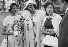 Diane Nash (far right) was the key strategist behind the first successful campaign to desegregate lunch counters in Nashville, leader of the Nashville Student Freedom Ride campaign to desegregate interstate travel, and a founder of both the Student Nonviolent Coordinating Committee (SNCC) and the Selma Voting Rights Campaign.
