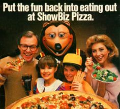 "ShowBiz. So much better than today's ""Chuck E. Cheese."" Can I get a ""what what?"""