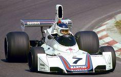 1975 Brabham BT44B - Ford (Carlos Reutemann)