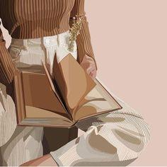 Иллюстрация Женщины, Милые Обои, Иллюстрации Людей, Художественные Лица, Искусство Силуэта, Модные Рисунки, Рисунки На Холсте, Иллюстрации Арт