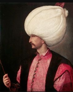 Suleiman the Magnificent was a sultan of the Ottoman Empire. The Ottoman Empire ruled for over 600 years. At their highest peak, they ruled parts of Asia, Europe, and North Africa. World History, Art History, Ancient History, Empire Ottoman, The Siege, Thing 1, 16th Century, Powerful Women, Les Oeuvres