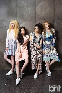bnt | 브레이브걸스 Brave Girls
