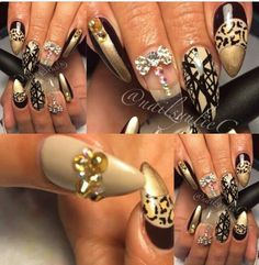 409 best images about Amber Rose on Pinterest |Stiletto Nails Amber Rose