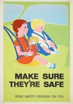 Salute e sicurezza, un secolo di pubblicità progresso: i poster vintage
