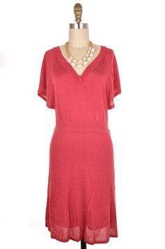 Banana Republic Dark Pink Dress Size S #fashion #style
