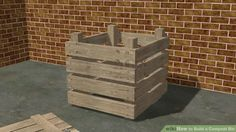 Image titled Build a Compost Bin Step 7 preview