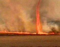 fire tornado - Google Search