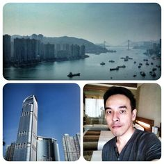 Hong Kong Stay in L'Hotel Nina et Convention in Nov 2012
