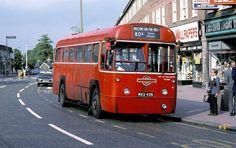 No. 80 bus London Bus, Old London, West London, Routemaster, Red Bus, Double Decker Bus, Bus Coach, London Transport, Busse