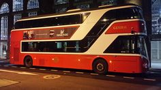New Routemaster 'Boris Bus' LT60 LTZ1060 LGOC General livery Go-Ahead