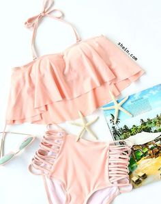 gorgeous swimsuit for a gorgeous girl ;) -juana