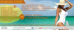 Benvenuta #Estate! Imperdibile la promozione 1+1 di #MyCli: se compri un prodotto il secondo è in #omaggio!  http://www.mycli.it/it/13-promozioni-online
