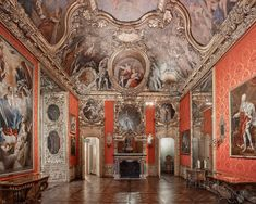 Exquisite Interior Photos Highlight the Beauty of Italy's Opulent Architecture - My Modern Met