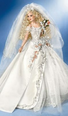 June Bride doll by Patricia Rose