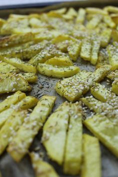 "Healthy ""Fries"" Recipe - How To Cook Healthy Chips »"
